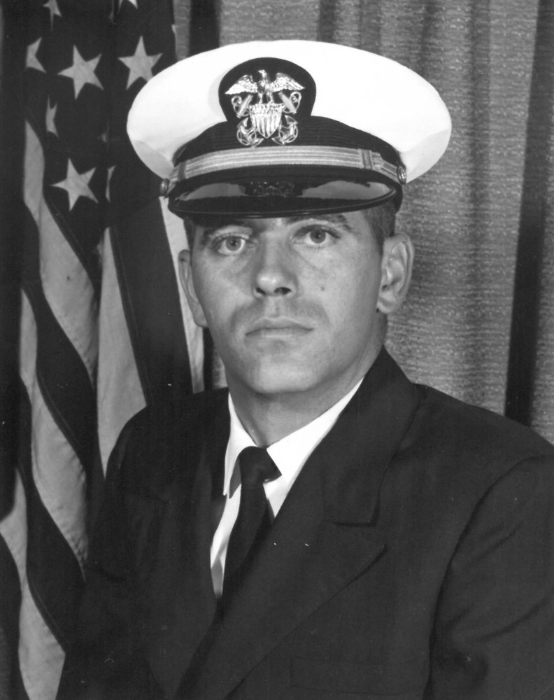 Commander Howard R. Dyer, USNR Retired